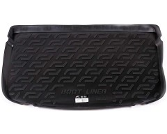 Коврик в багажник для Audi A1 '10-15, резиновый (Lada Locker)