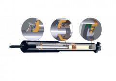 Фото товара 2 - Амортизатор передний Kayaba Excel-G 343097 левый/правый, газомасляный