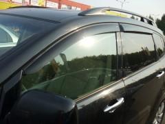 Дефлекторы окон для Subaru Tribeca '07-14 (Cobra)