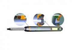 Фото 2 - Амортизатор передний Kayaba Premium 665036 левый/правый, масляный