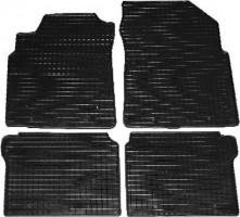 Комплект резиновых ковров Nissan Primera '02 grey> Petex