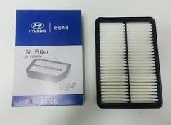 Воздушный фильтр оригинальный Hyundai/Kia 2811308000