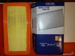 Воздушный фильтр оригинальный Hyundai/Kia 281131G000