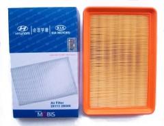Воздушный фильтр оригинальный Hyundai/Kia 281132D000