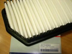 Воздушный фильтр оригинальный Hyundai/Kia 28113A5800