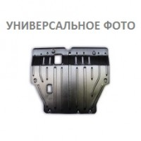 Защита КПП для BMW 7 E65/E66 L '01-08, 3.6; 4.5 (Полигон-Авто)