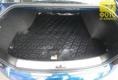 Фото 9 - Коврик в багажник для Volkswagen Passat B5 '97-05 седан, резино/пластиковый (Lada Locker)