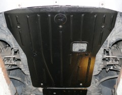 Защита двигателя для BMW X1 E84 '09-15, 1.8; 2.0 (Полигон-Авто)