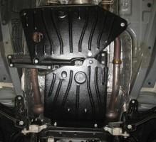 Защита дифференциала для Jeep Grand Cherokee '11-, Limited 3,6; 5,7; 3,0D (Полигон-Авто)