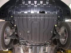 Защита картера двигателя для Honda CR-V '06-12, 2,0; 2,2CDI (Полигон-Авто)