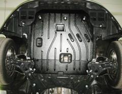 Защита картера двигателя для Hyundai i40 '12-, 1,6, MКПП (Полигон-Авто)