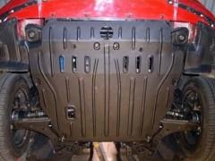 Защита картера двигателя для Kia Cerato '04-09, 1,6; 2,0 (Полигон-Авто)