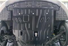 Защита двигателя и КПП для Kia Optima '10-15, 2,0; 2,4 (Полигон-Авто)