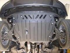 Защита двигателя и КПП для Kia Sportage '04-10, 2,0 (Полигон-Авто)