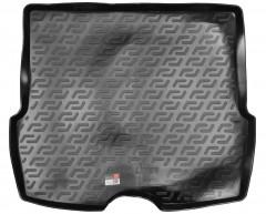 Коврик в багажник для Ford Focus I '99-04 универсал, резино/пластиковый (Lada Locker)