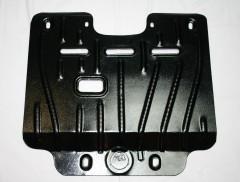 Защита картера двигателя для Lexus IS '05-13, 4x4 (Полигон-Авто)