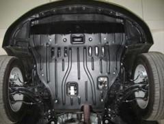 Защита двигателя и КПП для Mazda CX-9 '08-16, 3,5 (Полигон-Авто)