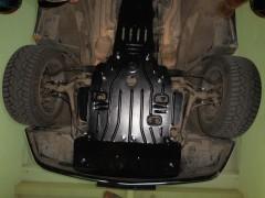 Защита картера двигателя для Mercedes E-Class W210 '95-02, 4Matic 3,2 (Полигон-Авто)