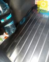 Фото 2 - Коврик в багажник для Ford Focus 3 (III) '11- седан, резино/пластиковый (Lada Locker)