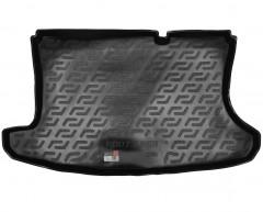 Коврик в багажник для Ford Fusion '02-12, резино/пластиковый (Lada Locker)