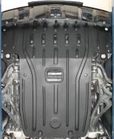 Защита картера двигателя для Mercedes GL-Class X164 '06-11, GL450, 4Matic (Полигон-Авто)