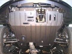 Защита картера двигателя для Mitsubishi Lancer 9 '04-09, 1,6; 2,0 (Полигон-Авто)