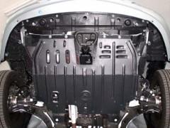 Защита картера двигателя для Nissan Almera Classic 06-13, 1,6 (Полигон-Авто)