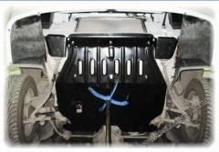 Защита картера двигателя для Lada (Ваз) 2108-2109 (Полигон-Авто)