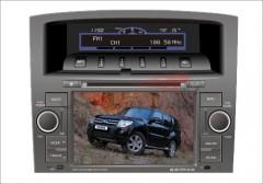 Штатная магнитола PHANTOM DVM-1400 HD для Mitsubishi Pajero Wagon 4 '07-