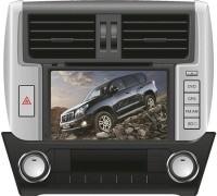 Штатная магнитола PHANTOM DVM-3046G HDi Silver для Toyota Land Cruiser Prado 150 '10-