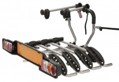 Крепление для 4 велосипедов на фаркоп SIENA 4 (Peruzzo)