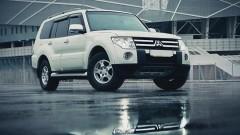Дефлекторы окон для Mitsubishi Pajero Wagon 3 '00-07 (Sim)