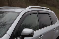 Дефлекторы окон для Subaru Forester '13- (Sim)
