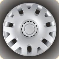 Колпаки на колеса R14 204 /14 Silver (SKS)