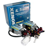Комплект ксенона IL Trade 12В H3 6000К