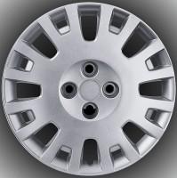 Колпаки на колеса R15 322 /15 Silver под эмблему Fiat (SKS)