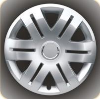 Колпаки на колеса R16 406 /16 Silver (SKS)