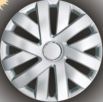 Колпаки на колеса R16 409 /16 Silver (SKS)