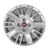 Колпаки на колеса для Fiat Doblo R15, под болты 4x98, 515 /15 Silver (SKS)