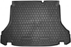 Коврик в багажник для Daewoo Lanos / Sens '98- седан, резиновый (AVTO-Gumm)