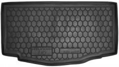 Коврик в багажник для Hyundai i-10 '14-, резиновый (AVTO-Gumm)