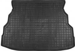 Коврик в багажник для Geely CK '06-, резиновый (AVTO-Gumm)