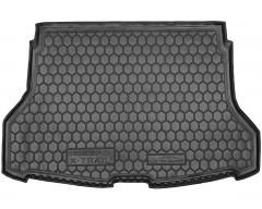 Коврик в багажник для Nissan X-Trail (T32) '14-16, резиновый (AVTO-Gumm)