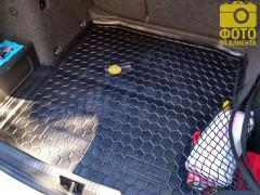 Фото 5 - Коврик в багажник для Skoda Octavia A7 '13- седан, резиновый (AVTO-Gumm)