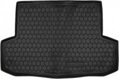 Коврик в багажник для ЗАЗ Vida '12-, резиновый (AVTO-Gumm)