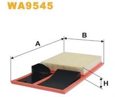 Воздушный фильтр Wix WA9545