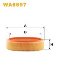 Воздушный фильтр Wix WA6697