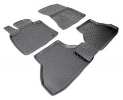 Коврики в салон для BMW X6 E71 '08- полиуретановые (Nor-Plast)