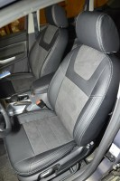 MW Brothers Авточехлы Leather Style для салона Ford Kuga '08-13 (MW Brothers)