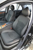 MW Brothers Авточехлы Leather Style для салона Mercedes E-Class W211 '02-09 (MW Brothers)